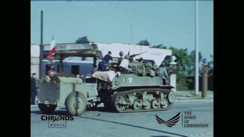 Taille et position des marquages d'un Sherman de la 2ème DB  - Page 2 Le_tro10