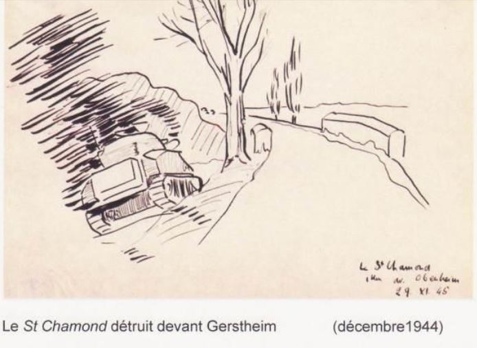 combat d'OBENHEIM / GERSTHEIM fin novembre 1944 - Page 3 Saint_11