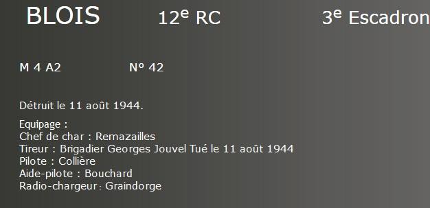 Tireur du 12 cuir Jouvel Georges, tué le 11 Aout 44  Screen38