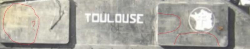 """Char """"Toulouse"""" à Paris Toulos10"""