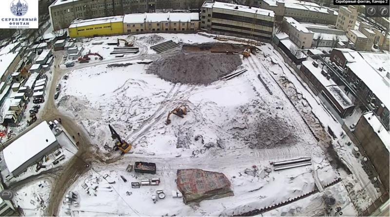 Веб-камеры на площадке строительства ЖК «Серебряный фонтан»  - Страница 8 6510