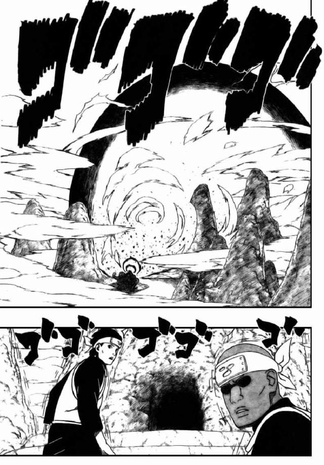 Deidara vs Gengetsu. 0710