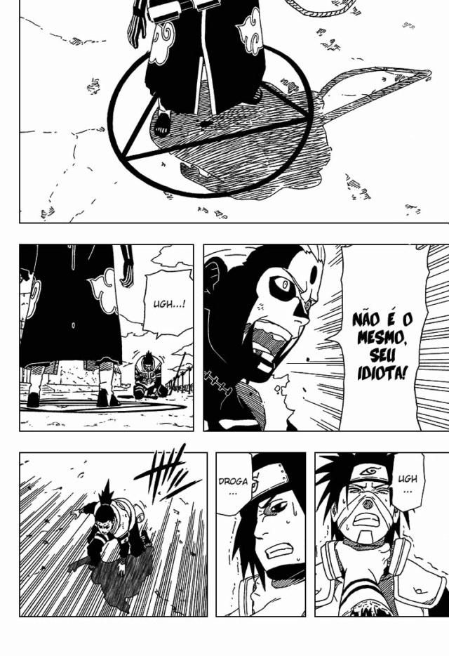 Chiyo e Sakura Vs Hidan - Página 2 1410