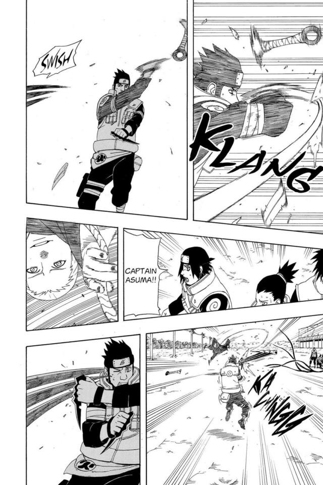 Chiyo e Sakura Vs Hidan - Página 3 Asuma10