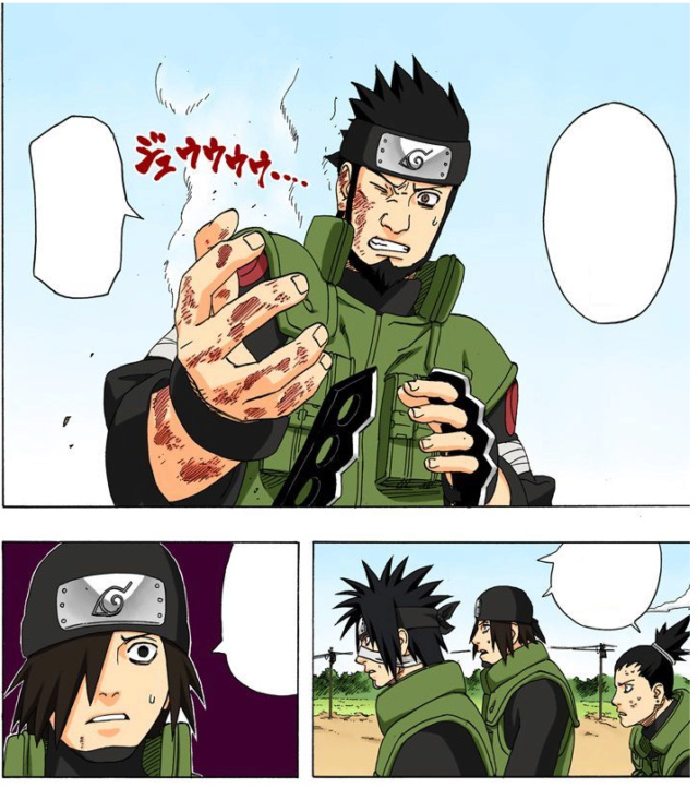 Kakuzu vs Choza e Chouji - Página 3 Asuma10
