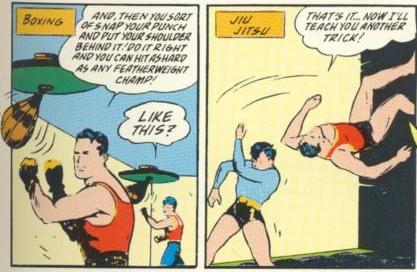 Treinamento do Batman Batman10