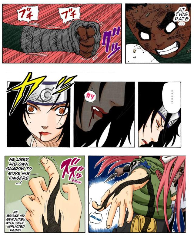 Kabuto vs Rock Lee - Página 2 Breaki10