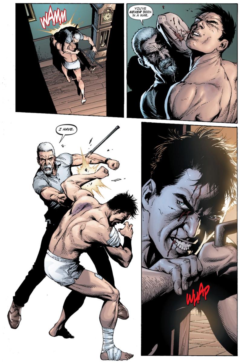 Treinamento do Batman Bruce-10