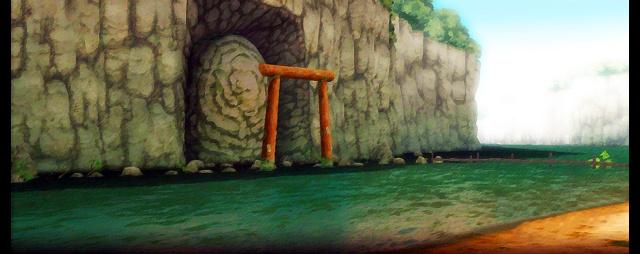 Kinkaku e Ginkaku vs Suigetsu, Juugo e Kimimaro  Cavern10