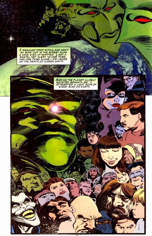 Caçador de Marte e Miss Marte vs Telepatas da Marvel Cazado10