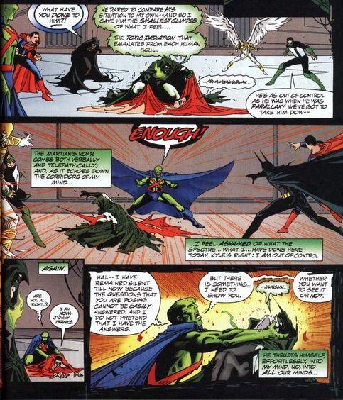 Caçador de Marte e Miss Marte vs Telepatas da Marvel Espect10