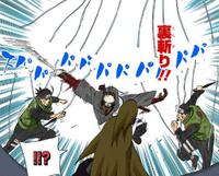 Darui VS Chiyo Estilo11