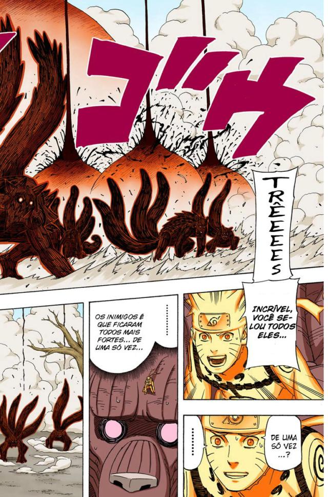 Roshi vs Hiruzen Sarutobi (Duelo de Macaco Velho) Hoshi_11