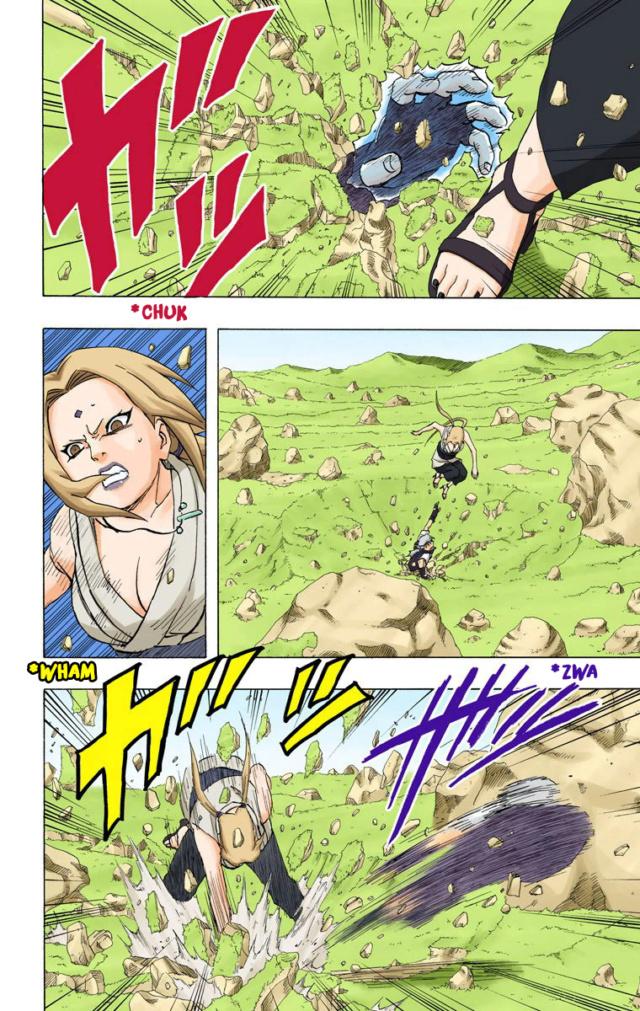 Kabuto clássico vs Kurotsuchi atual Kabuto13