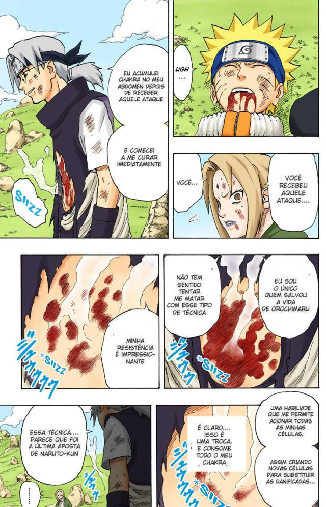 Kabuto vs Rock Lee - Página 2 Kabuto14