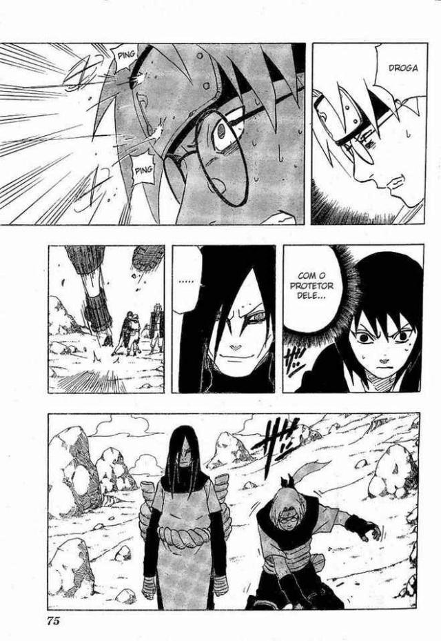 Chiyo e Sakura Vs Hidan - Página 3 Kabuto15