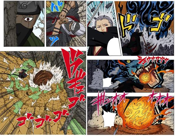 Kakuzu vs Choza e Chouji - Página 3 Kakuzu24