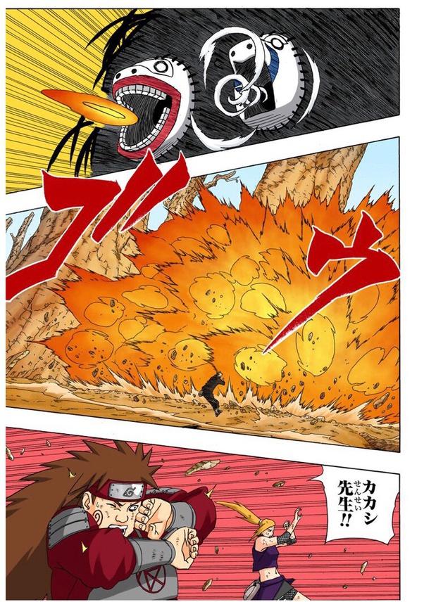 Kakuzu vs Choza e Chouji - Página 4 Kakuzu29