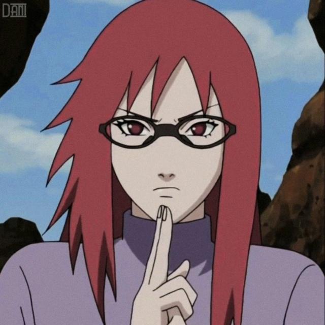 Quem combinaria pra ser o par amoroso de Uchiha Itachi? Karin_13