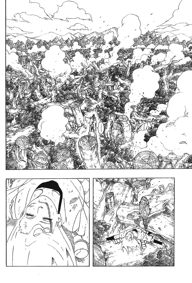 Lee e Sakura vs Shikamaru, Temari, Chouji e Kiba Kiri_k10