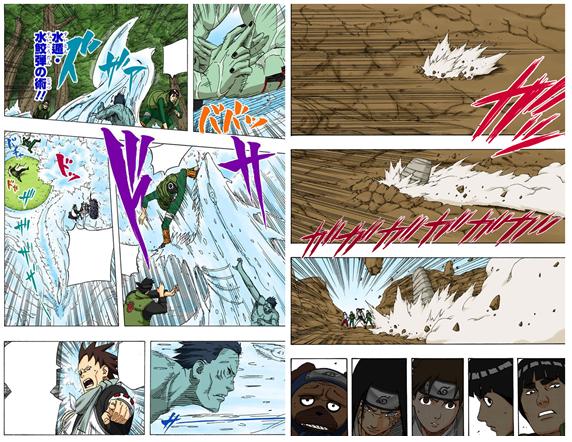 Pain vs Kisame  Kisame19