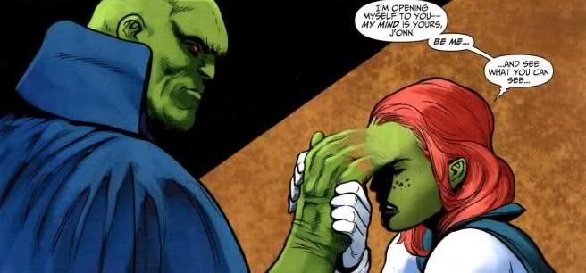 Caçador de Marte e Miss Marte vs Telepatas da Marvel Mind_m10