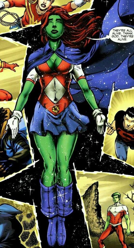Caçador de Marte e Miss Marte vs Telepatas da Marvel Miss_m10