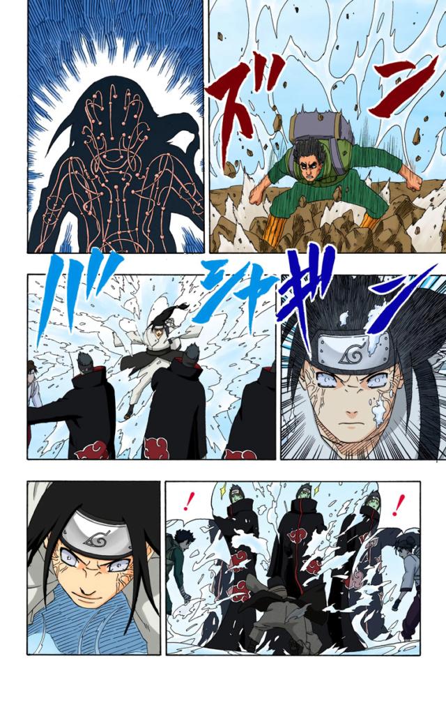 Chojuro vs. Zabuza Naruto16