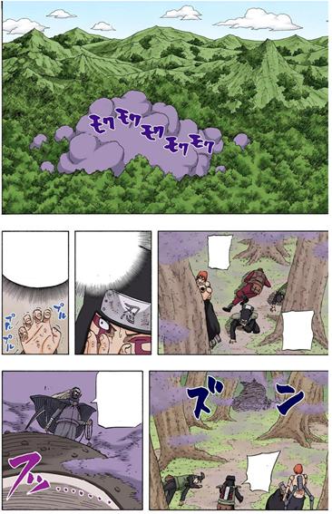 Tsunade e Shizune vs Hiashi,Neji,Hinata e Hanabi Nzvem_10