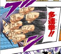 Mitsuki vs Tayuya e Sakon/Ukon  Rajada13