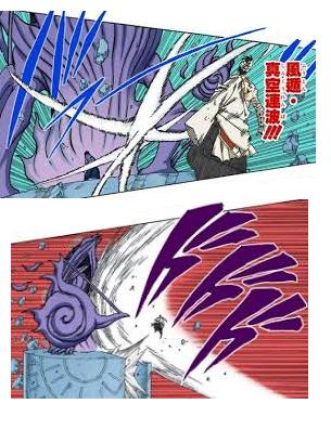 Danzou vs Kakuzu e Hidan Sakura30