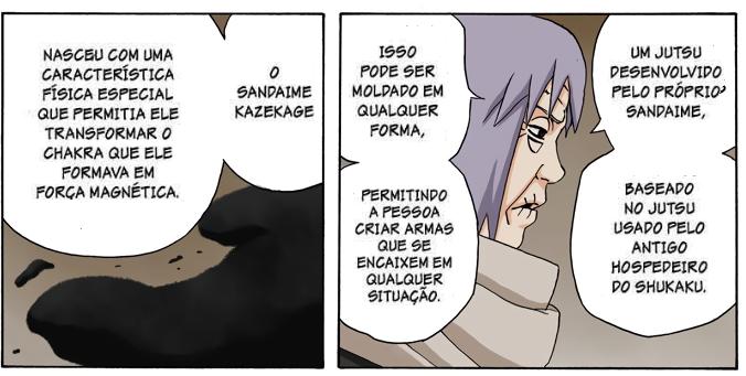 Orochimaru e Jiraiya vs Delta Sandai10