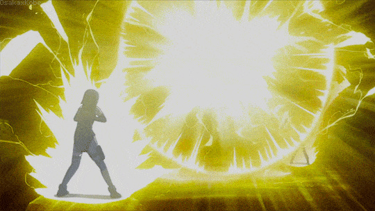 Sarada Uchiha (3 tomoe) VS Neji Hyuga(Clássico) Sarada11