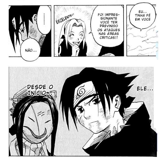 Haku vs Sai Sasuke16