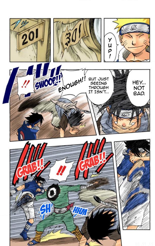 Itachi vs Tsunade e Orochimaru - Página 2 Sasuke31