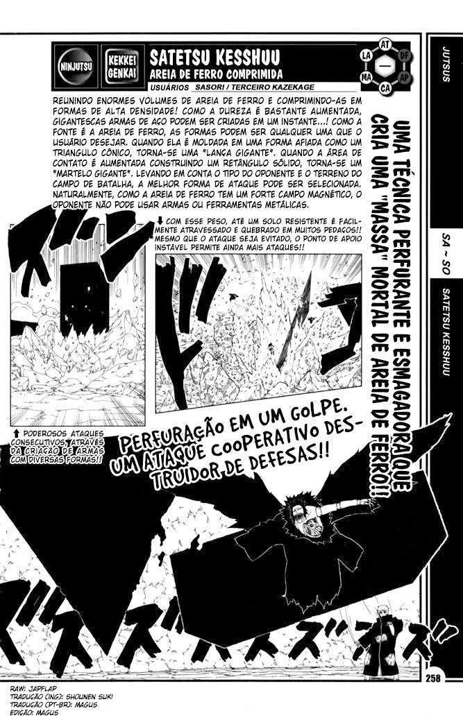 Gaara e Sasuke vs Sasori e Deidara Satets14