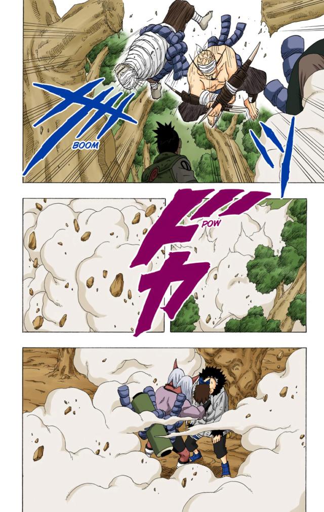 Mitsuki vs Tayuya e Sakon/Ukon  Shikam10
