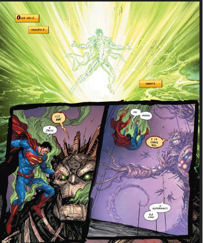 Bloom (Winx) VS Superman (DC) Superm12