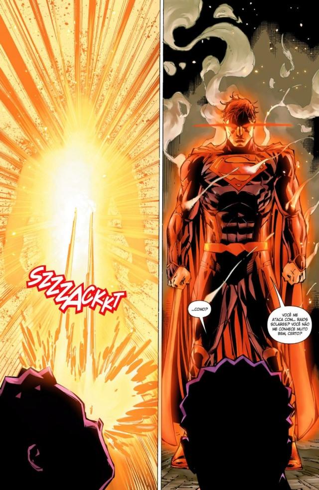 Bloom (Winx) VS Superman (DC) Superm13