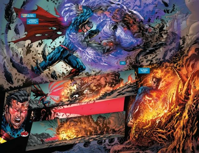 Bloom (Winx) VS Superman (DC) Superm15