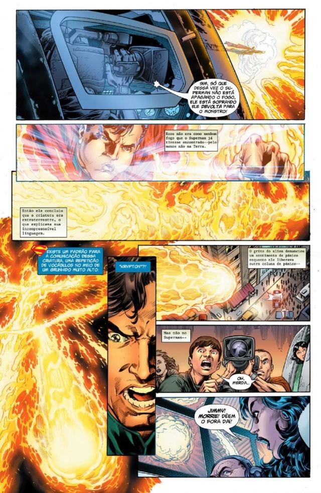 Bloom (Winx) VS Superman (DC) Superm16