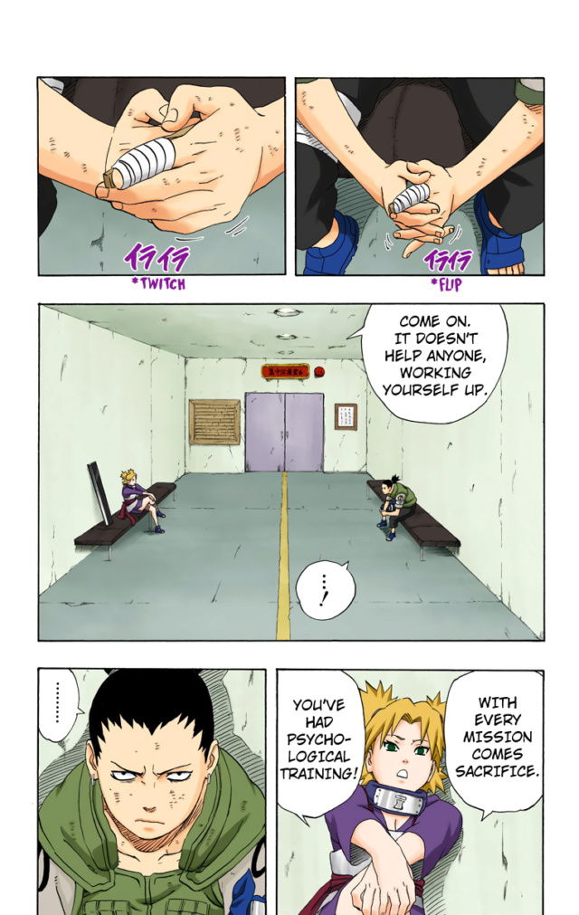 O que acham de Shinobis com problemas mentais? - Página 2 Temari16