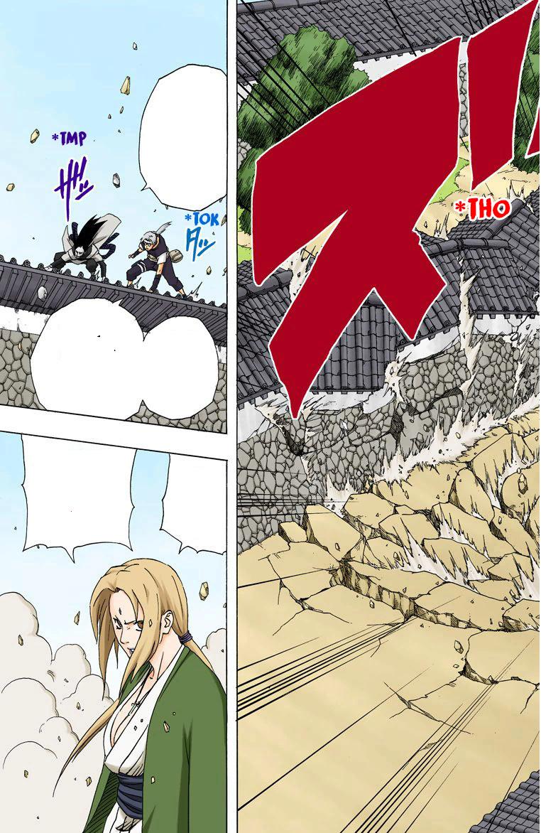 Tsunade vs Itachi e Kisame (Clássico) Tsunad26