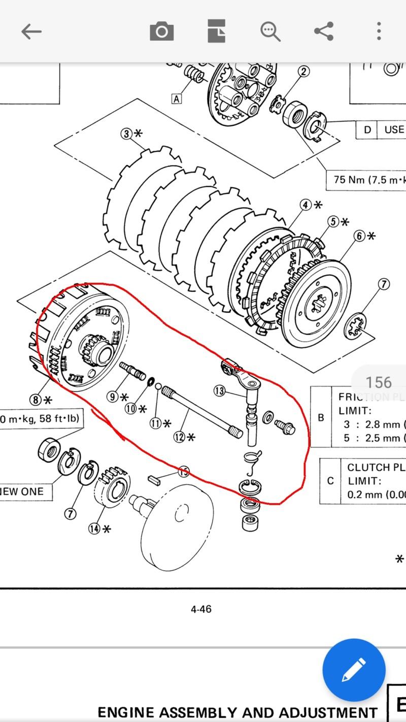 Двигатель круизера  Zongshen 250-5 - Страница 33 20190310