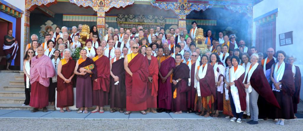 Les vacances ....et le Dharma Retrai10