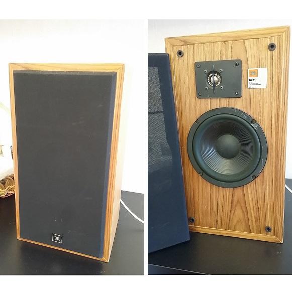 """JBL TLX-14 Vintage 2-way Speakers, 8"""" Woofers, Titanium Tweeters Combo314"""