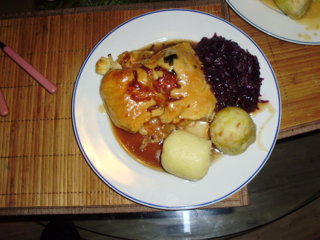 Filet in Blätterteig-Käse-Speckmantel ( Weihnachtsessen 2020 ) Pc240112
