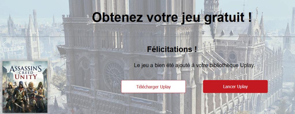 EXCLUSIF : Assassin's Creed Unity (GRATUIT !) 224