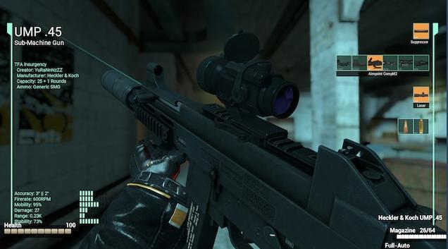 [ACCEPTEE] Changement Des Armes UC 4210