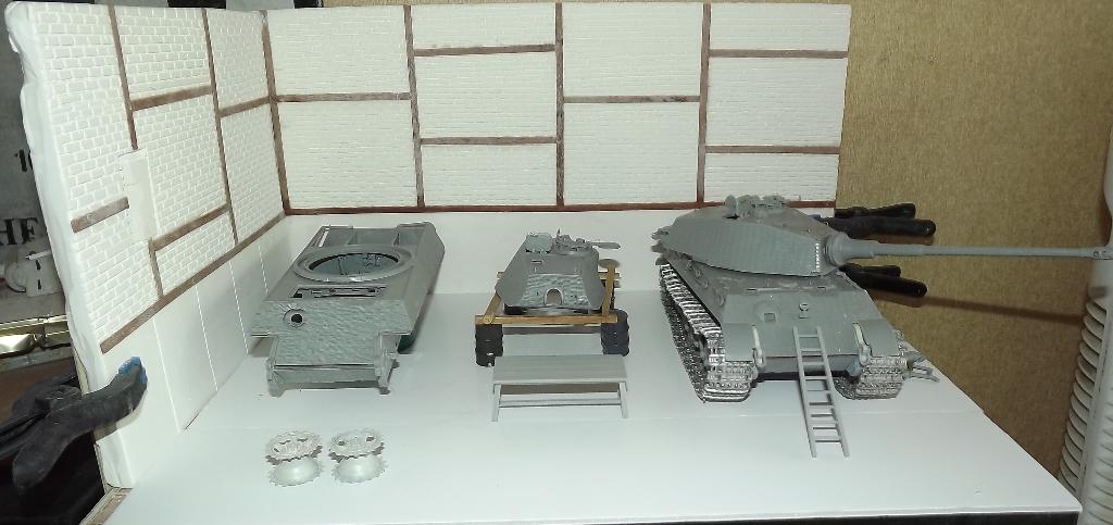 Usine de construction de Tigre 2....1/35 4_110